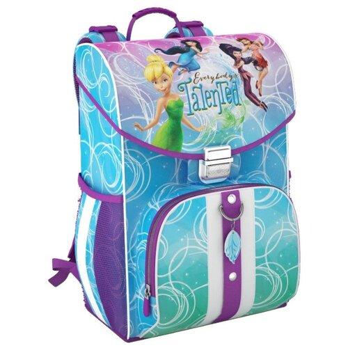 Купить ErichKrause Ранец Disney Цветочная вечеринка Generic 42266 голубой, Рюкзаки, ранцы