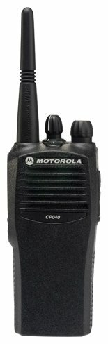 Рация Motorola CP-040 (16 каналов)