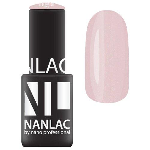 Гель-лак для ногтей Nano Professional Мерцающая эмаль, 6 мл, NL 2115 дамасская роза гель лак для ногтей nano professional эмаль 6 мл оттенок nl 2175 свободная любовь
