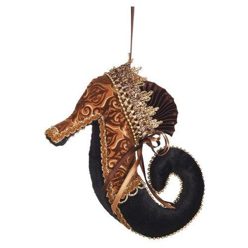 Елочная игрушка Goodwill Башмачок 18 см (BR 33068) черный.