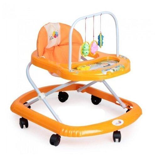 Купить Ходунки Alis 801 оранжевый, Ходунки, прыгунки