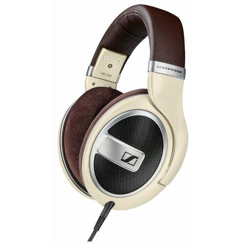 Наушники Sennheiser HD 599 ivoryНаушники и Bluetooth-гарнитуры<br>
