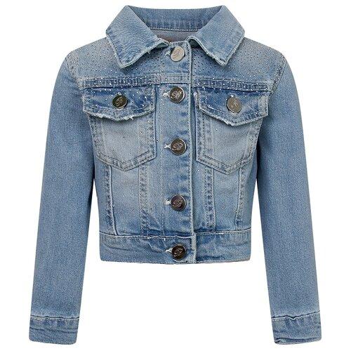 Куртка Blumarine размер 92, голубой