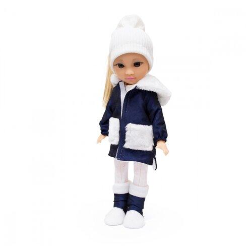 Кукла Knopa Элис зимняя, 36 см, 85006 сортер knopa силач