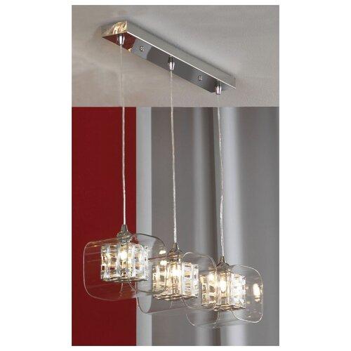 Подвесной светильник Lussole Sorso GRLSC-8006-03 бра lussole sorso grlsc 8001 01