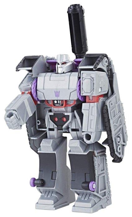 Трансформер Hasbro Transformers Мегатрон. Уан Степ (Кибервселенная) E3528