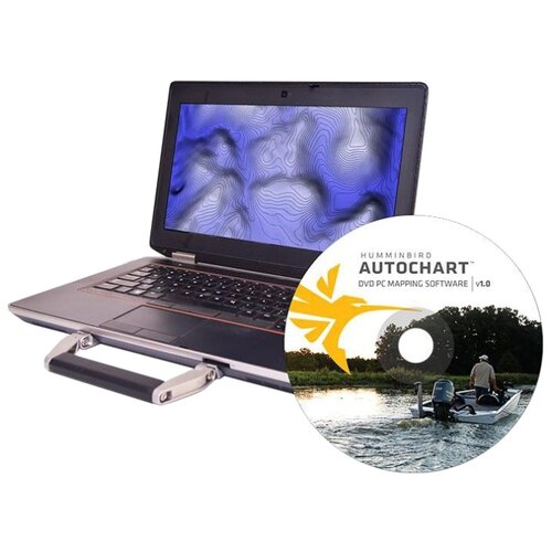 Humminbird AutoChart коробочная версия