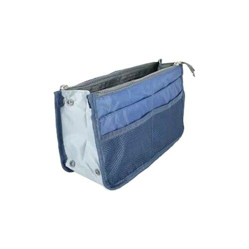 Органайзер для сумки Kingth Goldn C074, синий/голубой органайзер kingth goldn с094 черный