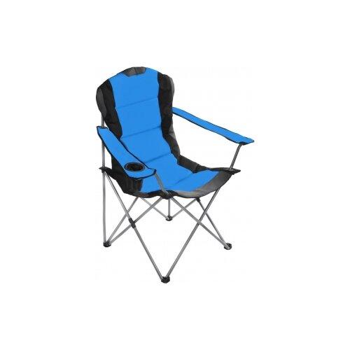 Кресло Green Glade M2315 синий/черный