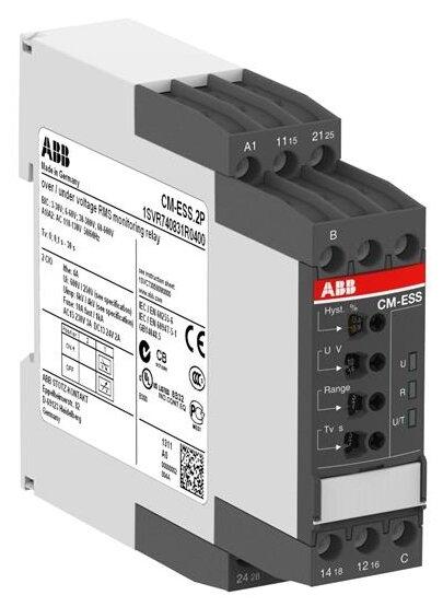 Реле контроля напряжения ABB 1SVR730830R0400