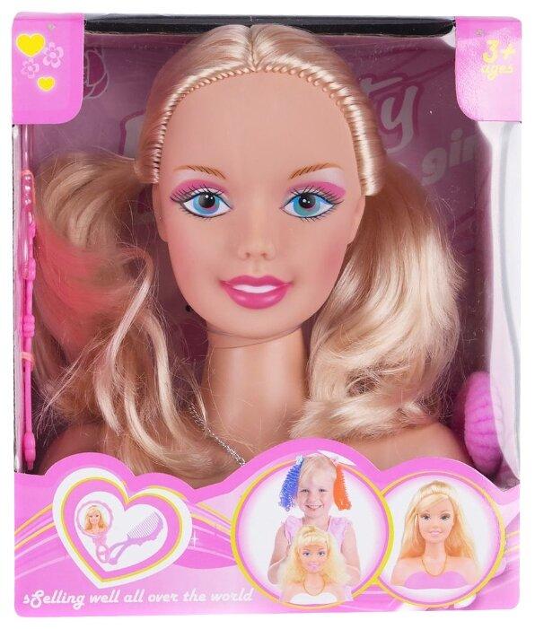 Кукла-манекен Игруша для создания причесок, I-1096447
