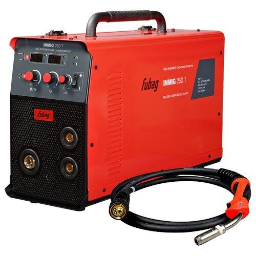 цена на Сварочный аппарат Fubag INMIG 250 T (31436) + горелка FB 250_3 м (38443) (MIG/MAG)