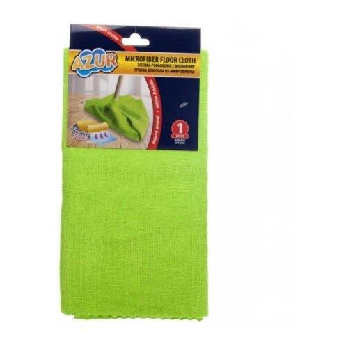 Салфетка из микрофибры для пола AZUR York зеленыйТряпки, щетки, губки<br>