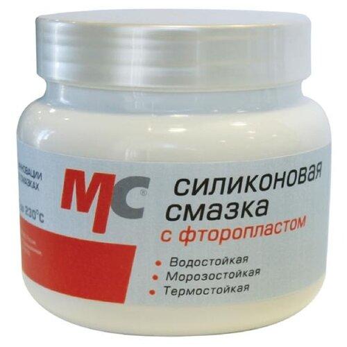 Автомобильная смазка ВМПАВТО МС силиконовая с фторопластом 0.4 кг