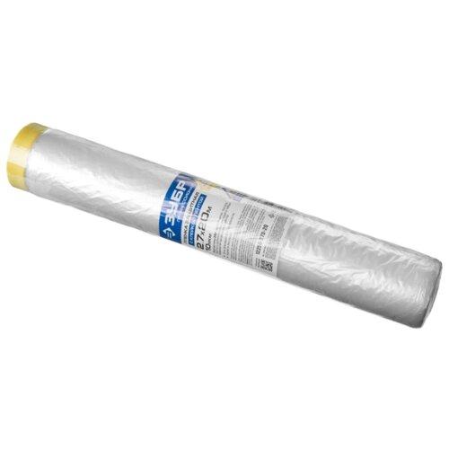 Защитная пленка ЗУБР 12250-270-20, 20 м, бесцветный