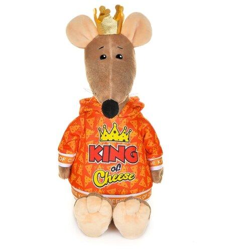Купить Мягкая игрушка Maxitoys Крыс Крис в красной толстовке 21 см, Мягкие игрушки
