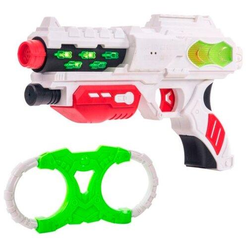 Купить Бластер Fun Red Space Force (FRBL006), Игрушечное оружие и бластеры