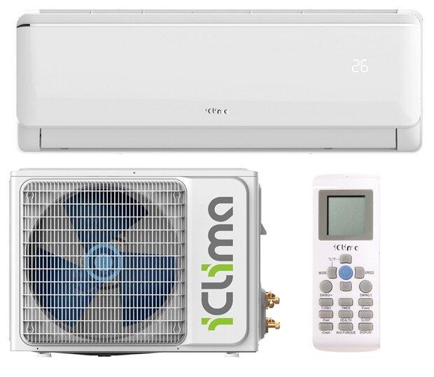 Настенная сплит-система iClima ICI-09A / IUI-09A