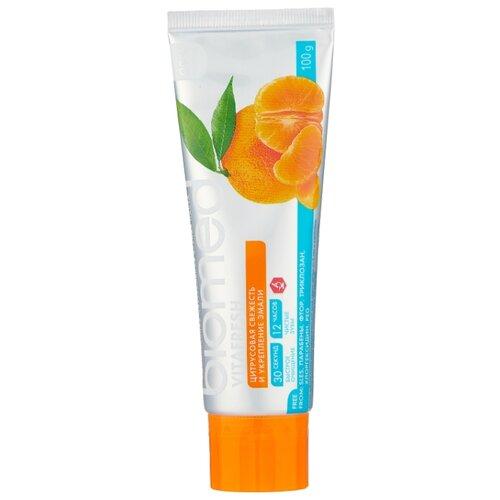 Зубная паста Biomed Vitafresh, 100 г крем 3x15 мл biomed