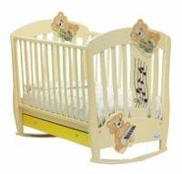 Кроватка Baby Italia Doremi