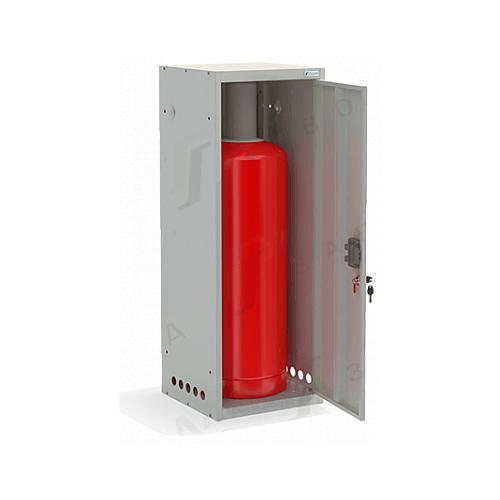 Шкаф для газовых баллонов Металл-Завод ШГР 50-1-4(50л)