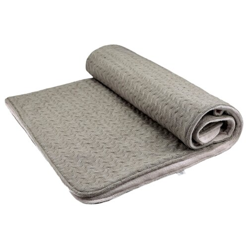 Купить Плед LEO 1689 90x100 бежевый, Покрывала, подушки, одеяла