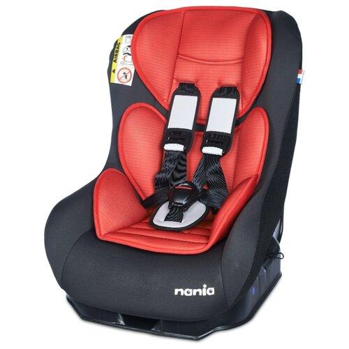 Фото - Автокресло группа 0/1 (до 18 кг) Nania Maxim Access, red автокресло группа 0 1 до 18 кг renolux 360 red