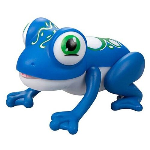 Интерактивная игрушка робот Silverlit YCOO n'Friends Gloopies Klap голубой интерактивная игрушка робот silverlit ycoo n friends собака руффи синий