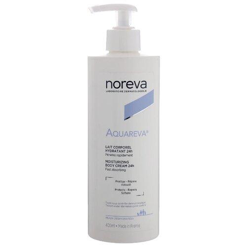 Фото - Молочко для тела Noreva laboratories Aquareva увлажняющее, 400 мл noreva акварева увлажняющий скраб 75 мл noreva aquareva