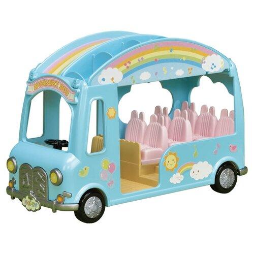 Купить Игровой набор Sylvanian Families Автобус для малышей 5317, Игровые наборы и фигурки