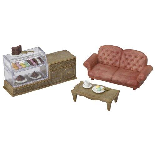 Купить Игровой набор Sylvanian Families Лаунж-кафе 6016, Игровые наборы и фигурки
