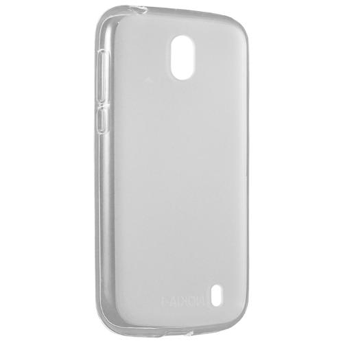 Чехол Akami для Nokia 1 (прозрачный силикон) бесцветный