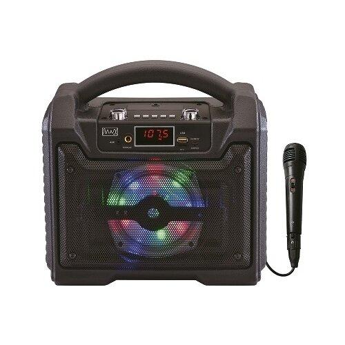 Купить Портативная акустика Max MR 372 черный