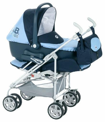 Универсальная коляска CAM Combi Baby