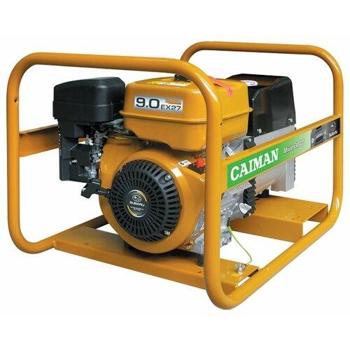 Бензиновый генератор Caiman MIXTE 4500 (4300 Вт)