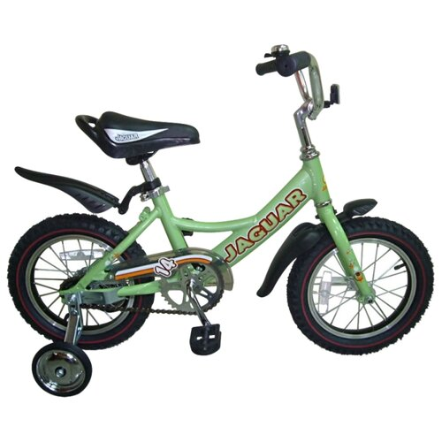 """Детский велосипед JAGUAR MS-142 Alu салатовый (требует финальной сборки) велосипед meratti protus sport 29 er 16 29"""" черный салатовый матовый"""