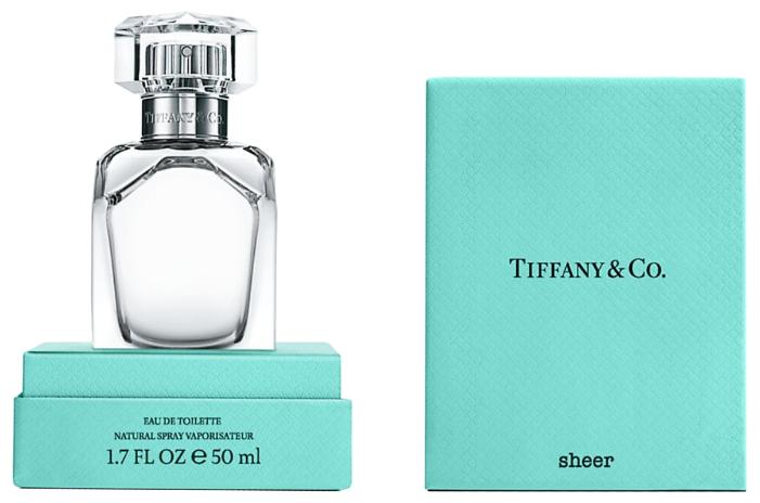 Туалетная вода Tiffany Tiffany & Co Sheer