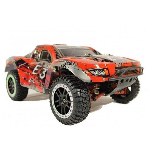 Купить Внедорожник Remo Hobby EX3 (RH10EX3) 1:10 47.5 см красный, Радиоуправляемые игрушки