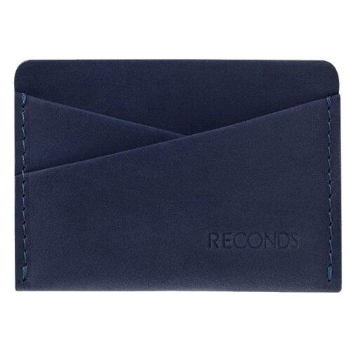 цена Кредитница Reconds Pocket, синий онлайн в 2017 году