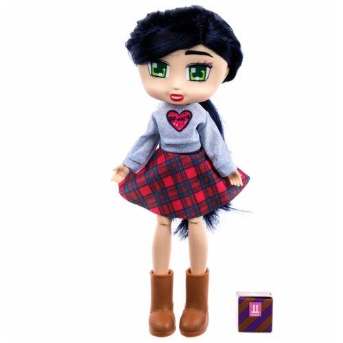 Купить Кукла 1 TOY Boxy Girls June, 20 см, Т16635, Куклы и пупсы