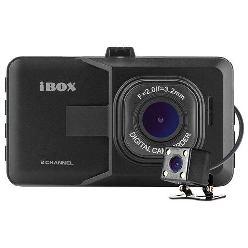 Видеорегистратор iBOX PRO-790, 2 камеры черный