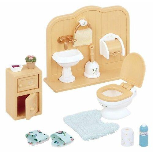 Купить Игровой набор Sylvanian Families Туалетная комната 3563/5020, Игровые наборы и фигурки