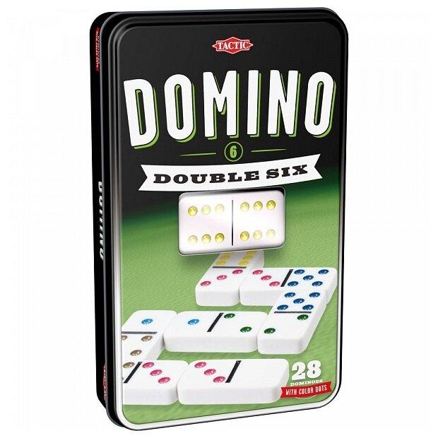 Домино TACTIC Double Six