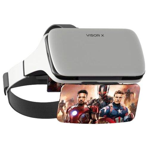 Очки виртуальной реальности Ximmerse Visor-X белый