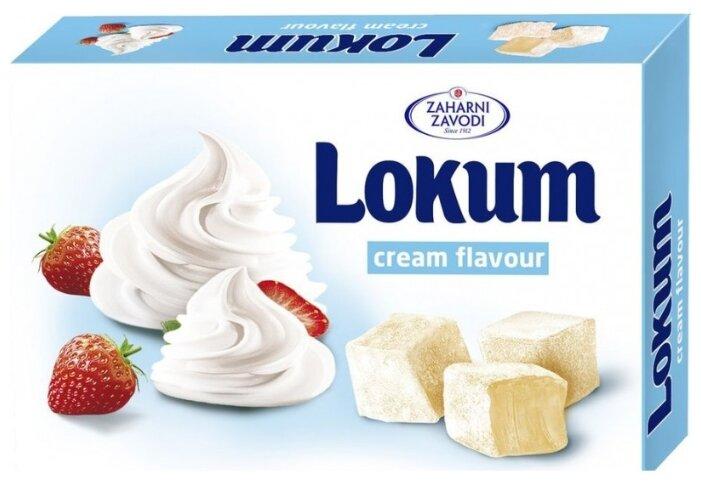 Лукум Zaharni Zavodi со сливочным вкусом 140 г