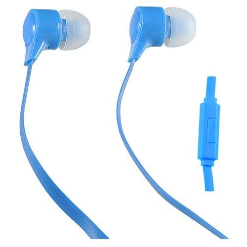 Купить Наушники Perfeo Handy blue