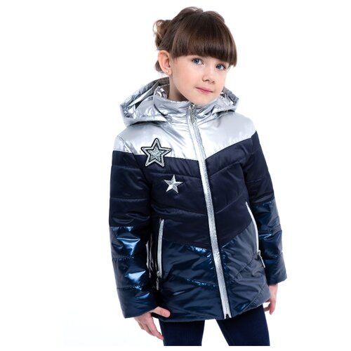 Купить Куртка Talvi 02410 размер 122/60, синий, Куртки и пуховики