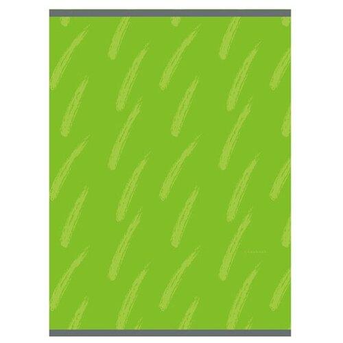 Купить Канц-Эксмо Тетрадь для конспектов в клетку, 48 л., Штрихи на зеленом, Тетради