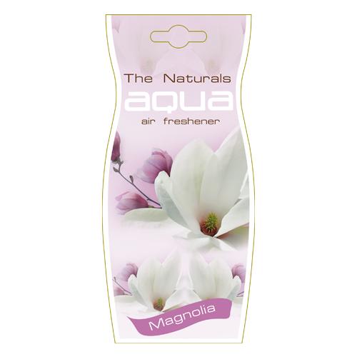 Aqua Ароматизатор для автомобиля Naturals Flower Drop Magnolia 12 г