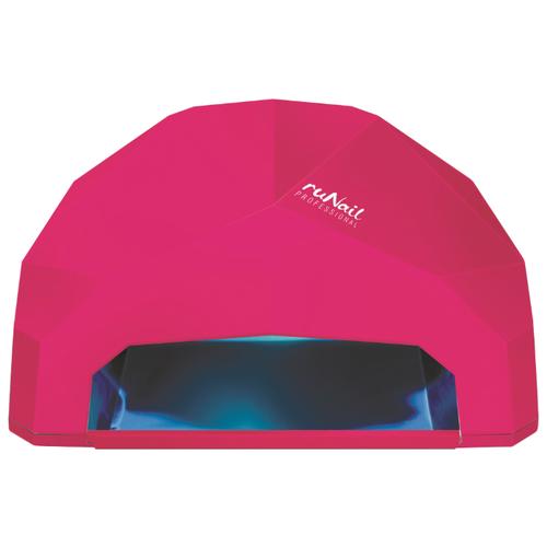 Лампа LED-UV Runail 24 Вт фуксия топовое покрытие runail professional runail professional ru010lwxzr31